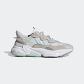 Adidas Ozweego W [FX3821] 女鞋 運動 慢跑 老爹 復古 潮流 時尚 穿搭 緩震 愛迪達 灰 綠