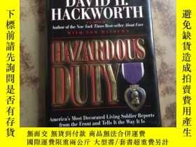 二手書博民逛書店Hazardous罕見Duty: America s Most