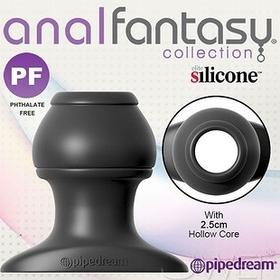 美國PIPEDREAM★Anal Fantasy -Open Wide Tunnel Plug XL通道型肛塞