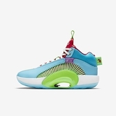 Nike Air Jordan Xxxv Wip Pf Gs [DJ9884-400] 大童鞋 籃球鞋 緩震 貼合 藍