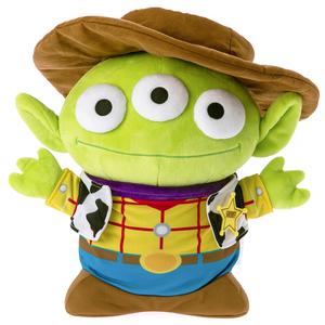 HOLA 迪士尼系列 三眼怪變裝玩偶系列 胡迪角色款 玩具總動員