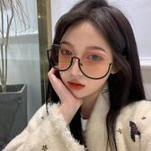 太陽眼鏡女韓版網紅明星同款2020新款墨鏡ins圓臉街拍防紫外線潮 店慶降價