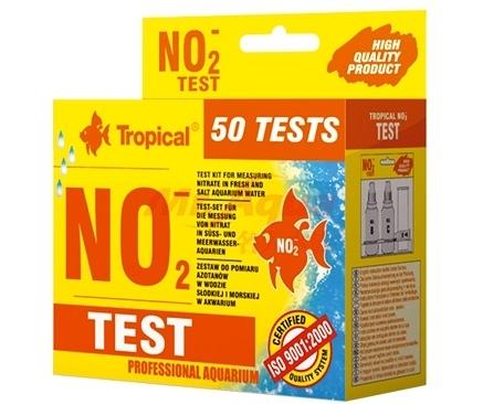 [ 台中水族] Tropical 亞硝酸鹽NO2測試劑(淡.海水專用)  特價