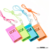 STAYREAL Neon證件卡夾