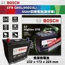 【愛車族】BOSCH EFB Q85L ...