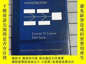 二手書博民逛書店The罕見Medication Safety Officer s Handbook 進口原版 Y268220