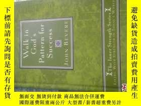 二手書博民逛書店WAIK罕見IN GOD S PATTERN FOR SUCCE