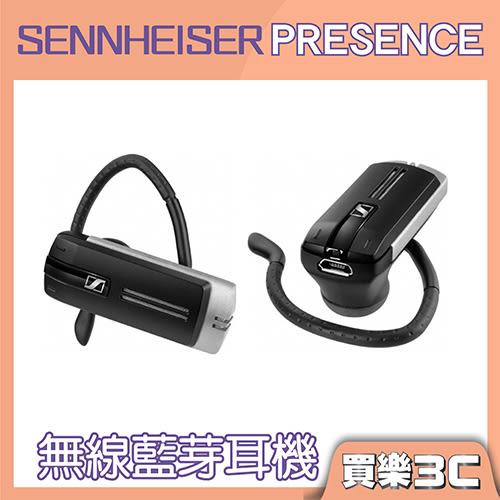 SENNHEISER Presence 藍芽耳機,內建三麥克風降噪,通話時間長達10小時 ,2年保固