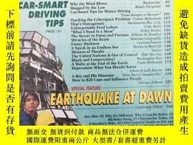 二手書博民逛書店reader s罕見digest earthquake at d