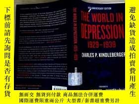 二手書博民逛書店The罕見World In Depression, 1929-1