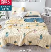 空調毯空調毯子毯芯兒童單人雙人水洗棉可機洗薄款春秋夏季夏涼毯