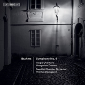 【停看聽音響唱片】【SACD】布拉姆斯:第四號交響曲 / 匈牙利舞曲 道斯葛 指揮 瑞典室內管弦樂團