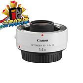 【24期0利率】平輸貨 CANON EF 1.4X III 1.4倍 加倍鏡 增距鏡