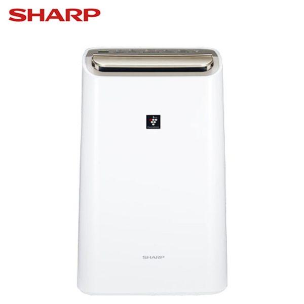 SHARP夏普 12L空氣清淨除濕機(白) DW-H12FT-W
