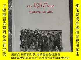 二手書博民逛書店THE罕見CROWD Gustave Le Bon(英文原版 大