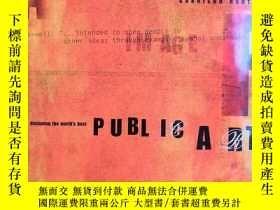 二手書博民逛書店designing罕見the world s best PUBLIC ART 設計世界上最好的公共藝術Y651