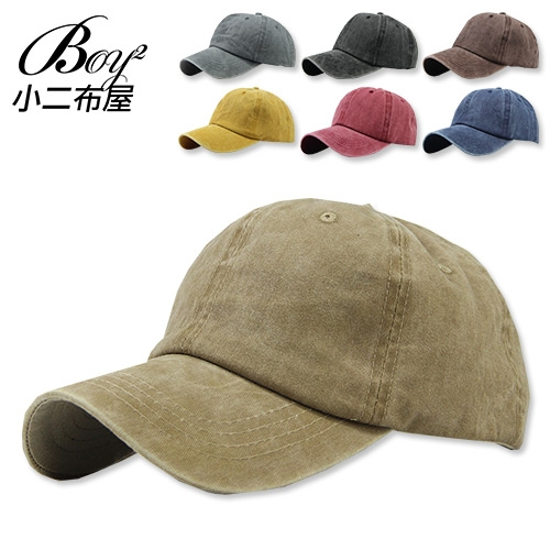 老帽 韓版復古鴨舌帽棒球帽運動帽子【N5036】