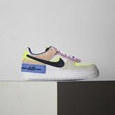 Nike AF1 Shadow 女鞋 彩色 經典 簡約 馬卡龍 拼接 休閒鞋 CU8591-001