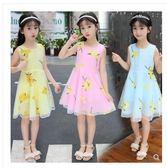 女童夏裝洋裝2018新款4韓版5中大童6表演裙7時尚8公主裙子12歲9狂歡購物節,75折起