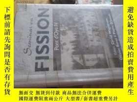 二手書博民逛書店c0012精裝seminac罕見on fission pont