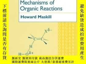 二手書博民逛書店Mechanisms罕見Of Organic Reactions (oxford Chemistry Primer