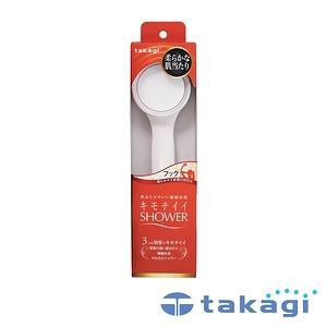 【takagi】日本淨水Shower蓮蓬頭 - 細緻柔膚款
