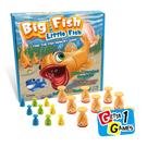 Getta 1 Game 益智桌遊 大魚吃小魚 麗翔親子館