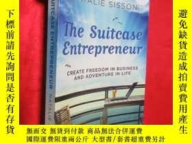 二手書博民逛書店The罕見Suitcase Entrepreneur: Crea