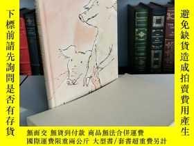二手書博民逛書店Animal罕見Farm 《動物農場》喬治奧威爾 George orwell 反烏托邦作品經典 folio soc