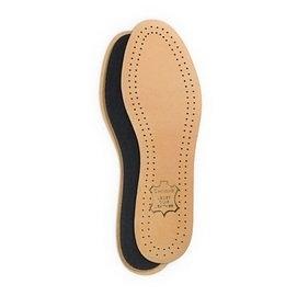 德國 Collonil  天然原色羊皮吸濕透氣除臭鞋墊  LUXOR LEATHER INSOLE EU41~EU44