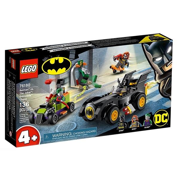 LEGO樂高 Batman™系列 Batman™ vs. The Joker™: Batmobile™ Chase_ LG76180