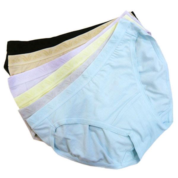 【華歌爾】伴蒂 低腰小褲5件組(5色/M-LL號)