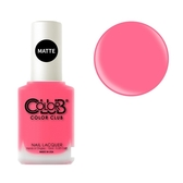 COLOR CLUB 霧面指甲油#ANR 28【淘氣蘿莉】15ml