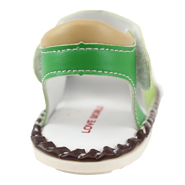 【愛的世界】鳥屋寶寶鞋/學步鞋-台灣製--夏出清童鞋