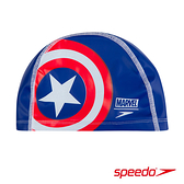 ║speedo║兒童合成泳帽 Pace美國隊長