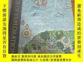 二手書博民逛書店AGE罕見OF EXPLORATION 時代的探索(1966年精