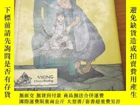 二手書博民逛書店the罕見noble doll(插圖本)Y16663 出版196