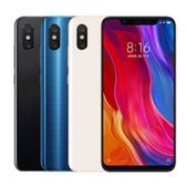 【晉吉國際】Xiaomi 小米8 黑 6G+128GB 全球首款雙頻GPS雙卡智慧手機