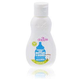 美國dapple 無香 奶瓶及餐具清潔液90ml(外出攜帶用)