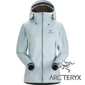 Arc'teryx 始祖鳥 女 Beta SL 單件式GT外套『永恆灰』L07187300 防風 防水 羽絨 保暖 禦寒 冬季 GORE-TEX
