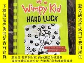 二手書博民逛書店Hard罕見Luck (Diary of a Wimpy Kid