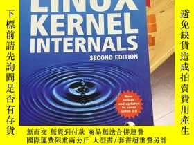 二手書博民逛書店Linux罕見kernel internals 2nd editionY337364 M. Beck Addi