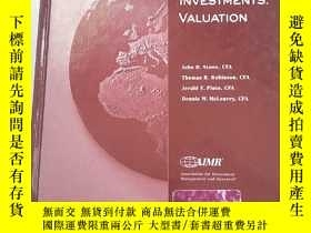 二手書博民逛書店ANALYSIS罕見OF EQUITY INVESTMENTS: