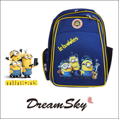 正版 小小兵 Minions 新潮 護脊 背包 包包 後背包 多款 多色 書包 環球影城 電影 小黃人 DreamSky