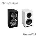【限時特賣+24期0利率】英國 Wharfedale Diamond 11.1 書架 喇叭 一對 (2色) 公司貨
