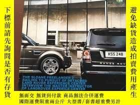 二手書博民逛書店GO罕見BEYOND超越路虎俱樂部會刊。2010年12。Y221