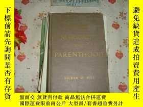 二手書博民逛書店英文原版書《FAMILY罕見MARRIAGE AND PAREN