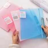 文件夾 a3文件板夾資料收納試卷夾書寫夾板墊板高中學生用卷子寫字辦公用品