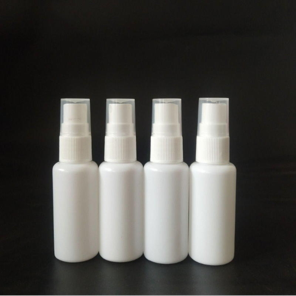 【GD308A】噴瓶HDPE白色不透光30ml按壓式噴霧瓶 2號噴霧罐 酒精分罐 噴霧器 次氯酸水分裝瓶 EZGO商城