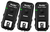 呈現攝影-Phottix Strato II n 無線閃燈觸發器2.4G NIKON 可雙閃 分組 喚醒 德國名牌 iTTL 離機閃 NCC 一對二